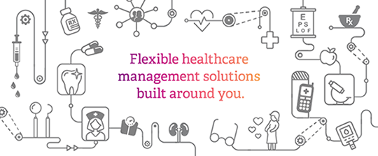 Flexible healthcare management solutions built around you.
